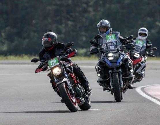 Szybkie skręcanie motocyklem css