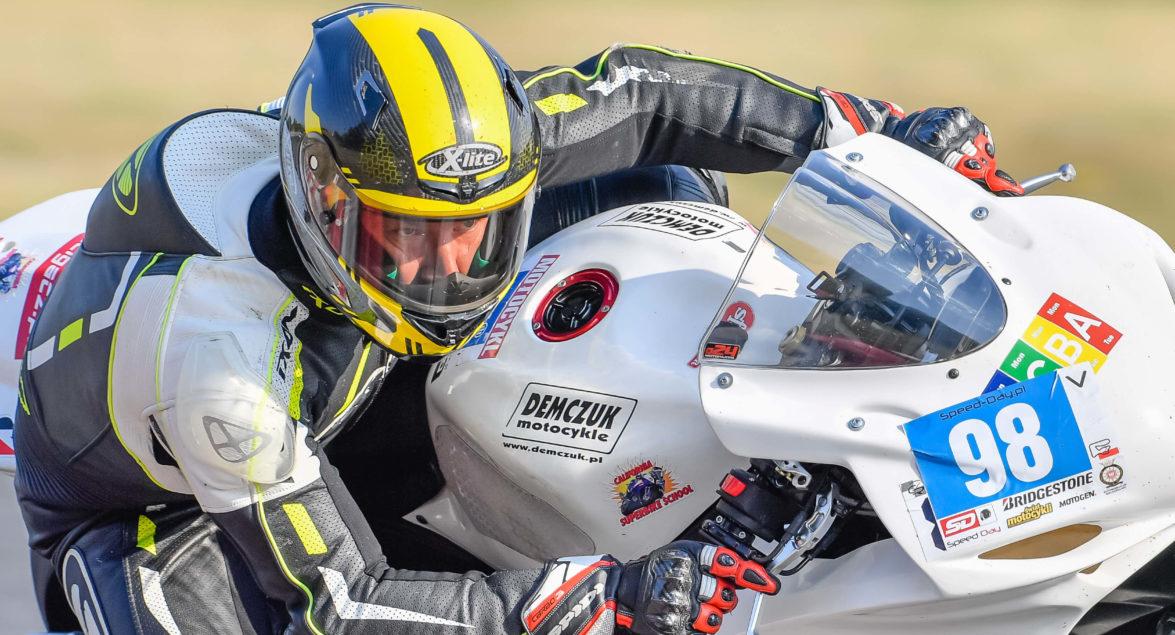 Odczuwanie prędkości na motocyklu