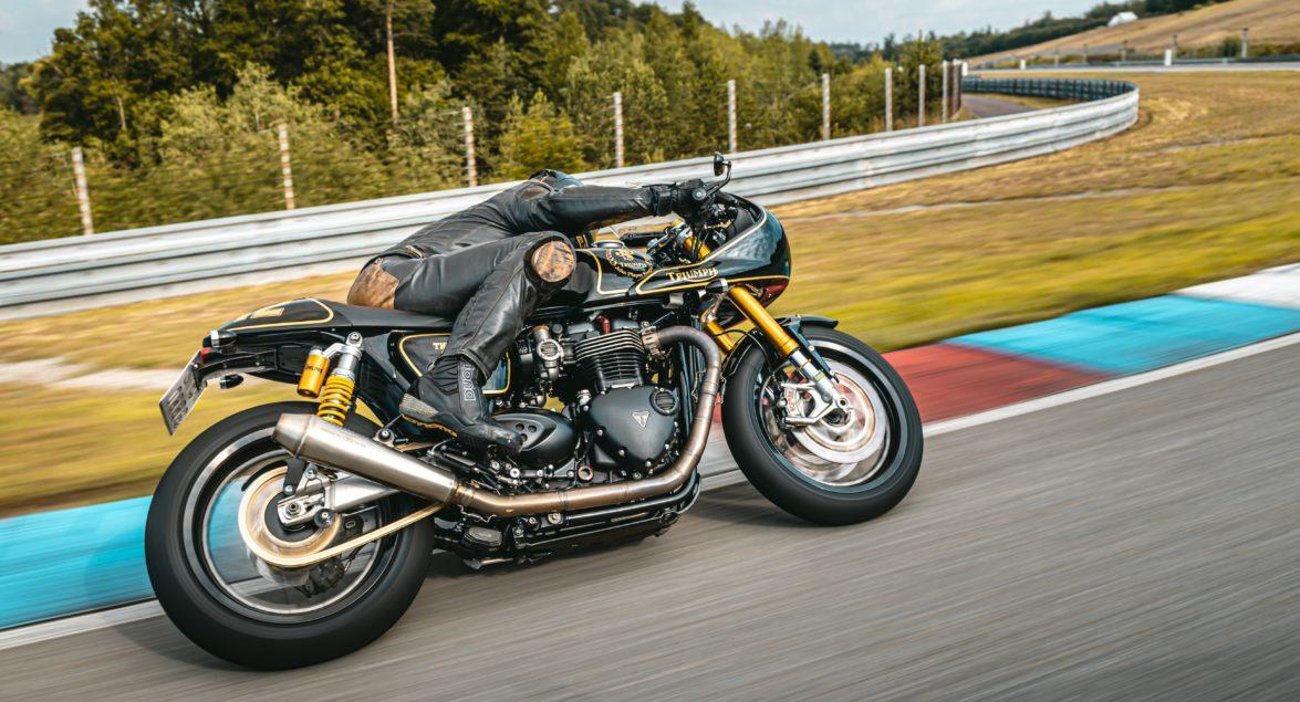 California Superbike School pojedzie w Polsce na motocyklach Triumph